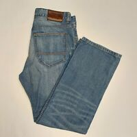 Timberland Earthkeepers Blacksville Men's Jeans Blue Wash Denim W32 L30 Zip Fly