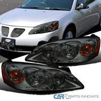 Pontiac GM OEM 05-09 G6-Headlight Head Light Headlamp 20821143