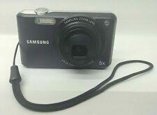 "Samsung Es70 Digital Camera Point & Shoot 12.2Mp 2.7"" 5x Oz 5x Dz Black"