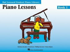HAL LEONARD PIANO LESSONS BOOK 1 HLSPL ***BRAND NEW***