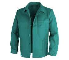 Arbeitsjacke Gr.46 grün Berufsjacke Bundjacke Jacke Baumwolle Gärtnerjacke 3