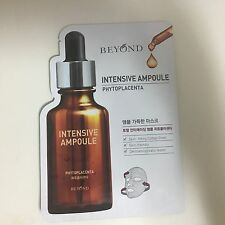 1 SHEET BEYOND INTENSIVE AMPOULE PHYTOPLACENTA MASK PACK - TOTAL ANTIAGING