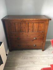 Irish Company Solid Wood Chest, Ottoman,Blanket Box unit, sideboard