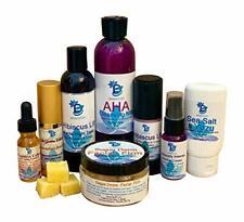 Diva Stuff Anti-aging skin care kit w/ 8 products: Face Wash, Scrubs, Creams +++