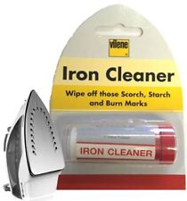 Iron Cleaner Stick Vilene Steam Sole Plate Remover Scorch Starch Burn Marks