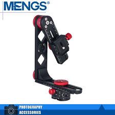 MENGS PH-720B 720° Panoramic Fluid Head For DSLR Cameras&Arca-Swiss Standard