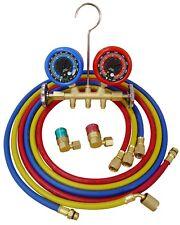 ATD 3693 R134Aa Brass Manifold Gauge Set