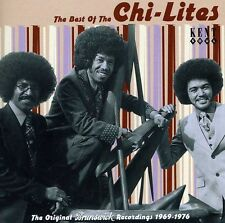 The Chi-Lites - Best of [New CD] UK - Import