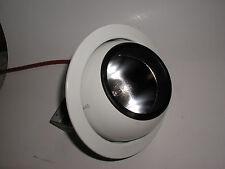 STAFF Einbaustrahler Strahler Lampe Halogen 12 Volt 178 mm Weiss gebraucht