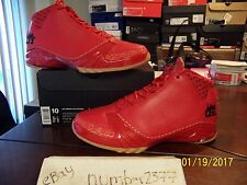 NEW Nike Retro 2016 Air Jordan XX3 23 Chicago Chi Town Red size 10