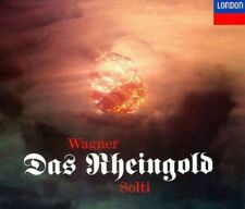 Wagner: Das Rheingold ~ Vienna Phil. ~ Sir George Solti – 1997 London 455 556-2