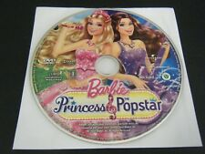 Barbie: The Princess and the Popstar (DVD, 2012) - Disc Only!!!
