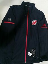 New Jersey Devils Adidas NHL Men's Authentic Pro Rink (Player Version) Jacket SM