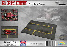 Coastal Kits 1:20 Scale Pit Lane Display Base
