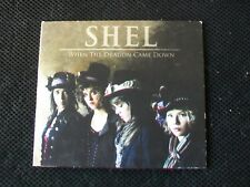 SHEL: When the Dragon Came Down (CD, 2011, Mad King/Moraine), 5 Song EP., NEW