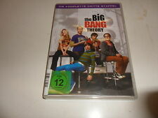 DVD  The Big Bang Theory - Die komplette dritte Staffel