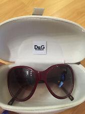 Authentic Dolce & Gabanna D&G  Sunglasses DG 4046 with case  Used! LISKOR
