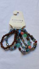 set Multi-colored bracelet