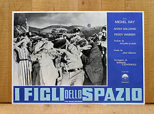 I FIGLI DELLO SPAZIO fotobusta poster The Space Children Arnold Science Fiction
