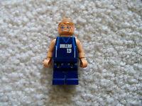 LEGO Basketball - Rare - NBA Steve Nash Dallas Mavericks #13 - Excellent
