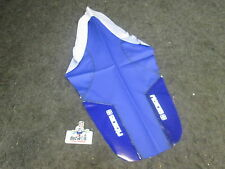 YAMAHA YZF250 YZF450 2006-2009 Jouissez MFG bleu Pince Housse de siège yz2453