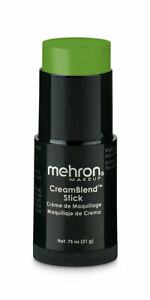 MEHRON CREAMBLEND MAKEUP STICK THEATRICAL STAGE CREAM BLEND FACE BODY PAINT