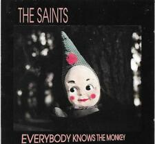 THE SAINTS Everybody Knows The Monkey CD 1998 CHRIS BAILEY