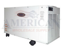 Aprilaire Model 1850F 120V Stand Alone Whole House 95 Pints Per Day Dehumidifier