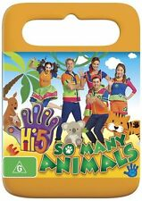 Hi-5: So Many Animals  - DVD - NEW Region 4