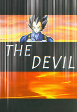 Dragon Ball Doujinshi Goku x Vegeta The Devil raison d'etre