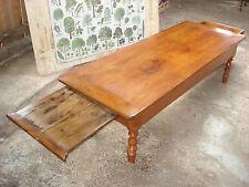 TABLE BASSE Rustique en merisier