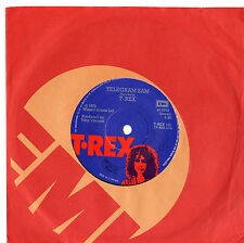 "T Rex / Marc Bolan - Telegram Sam 7"" SIngle 1972"