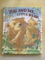 RARE stated 1st Edition, 1996, You and Me, Little Bear, h/c d/j brand new