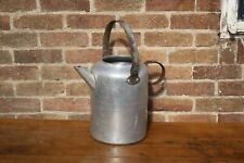 Large Aluminium Teapot, Vase, Planter, Wedding. #1