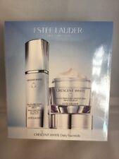 Estée Lauder Crescent White Brightening Moisture Creme & Spot Essence Gift Set