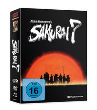 Samurai 7 - Gesamtausgabe Blu Ray + DVD