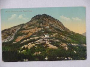 c1910s Postcard Mount Chocorua & Peak House Albany NH Unposted Germany