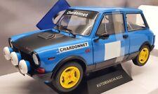 Solido 1/18 Scale Model Car S1803801 - 1980 Autobianchi A112 Abarth Mk5