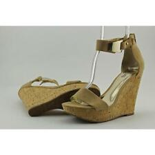 Casual Wedge Strappy Faux Suede Women's Sandals & Beach Shoes
