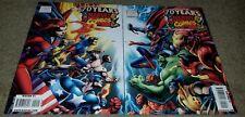 1 Set 2 Marvel Comics 70th Anniversary Celebration Magazines Puzzle Spider-man