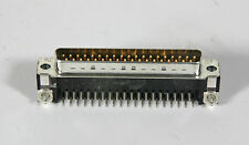 Dsub Connector 37 Pin Right Angle Connector Gold Contacts