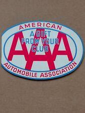 Vintage AAA American Automobile Association - Sewing Needle Kit  - Advertising
