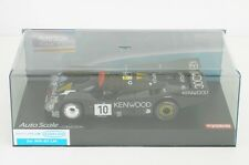 KYOSHO Auto Scale Collection PORSCHE 962 C LH No.10 '86 Le Mans MINI-Z BODY ONLY