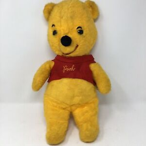 Vintage Gund J. Swedlin brand Walt Disney Winnie the Pooh plush Teddy Bear Rare