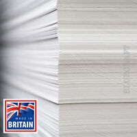 1000 x Trade A4 White Printers Craft Card 170gsm 230microns