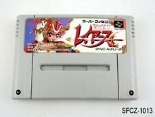 Magic Knight Rayearth Super Famicom Japanese Import SFC SNES Japan US Seller B
