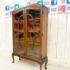 Art Deco Cabinet Bookcase