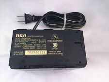 RCA Charger Power Adapter CPS 05 Camcorder VHS-C Movie  FREE SHIPPING