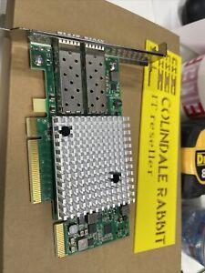 SolarFlare S7120 SF432-1012-R3 Dual Port 10GBE SFP PCI-E Network SF432-1012 FH