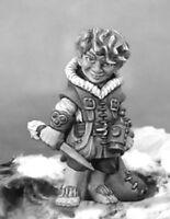 NICK CHRISTMAS ROGUE - PATHFINDER REAPER miniature jdr rpg d&d 01597 hobbit OOP